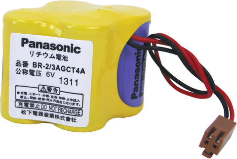 GE Fanuc BR-2/3AGCT4A Battery