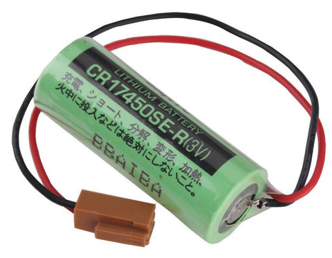 GE Fanuc - FDK - Sanyo CR17450SE-R Battery