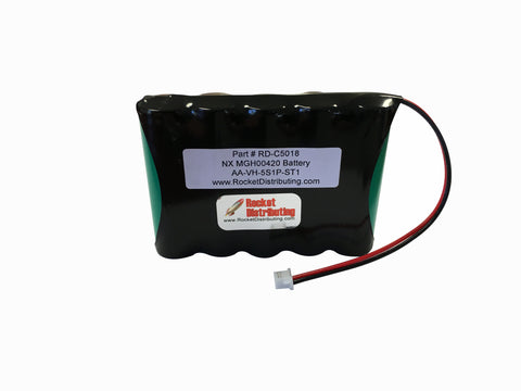 Rocket Distributing RD-C5018 Battery