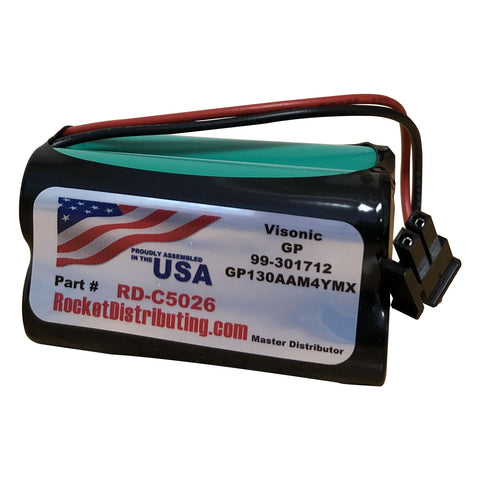 Rocket Distributing RD-C5026 Battery