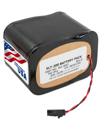 ELT-200 ACR - Artex Battery for ELT - EPIRB