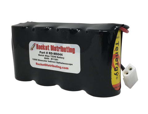 Rocket Distributing RD-M6044 Battery
