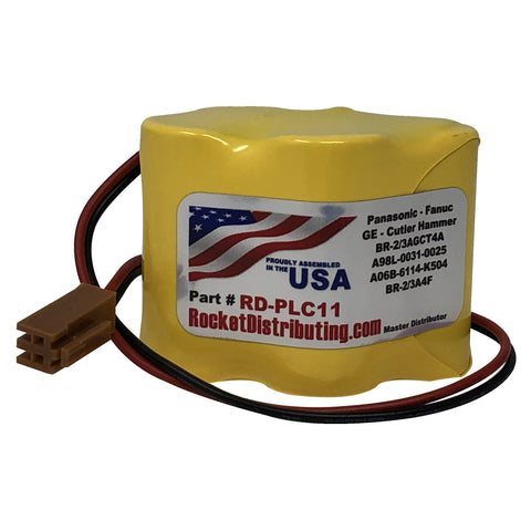 Rocket Distributing RD-PLC11 Battery