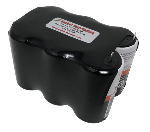 Rocket Distributing RD-SLA130 Battery