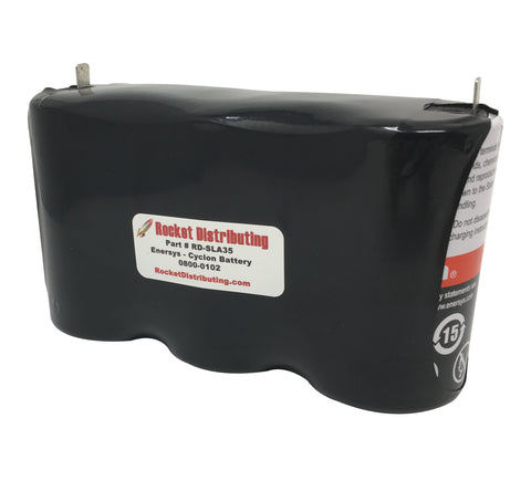 Rocket Distributing RD-SLA35 Battery