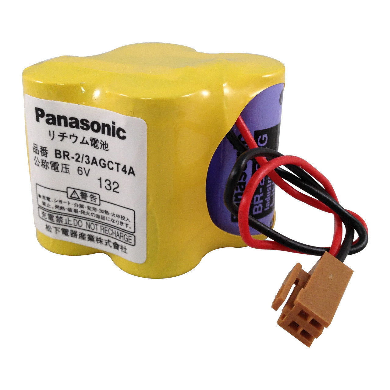 GE Fanuc - Panasonic BR-2/3AGCT4A - A98L-0031-0025 Battery