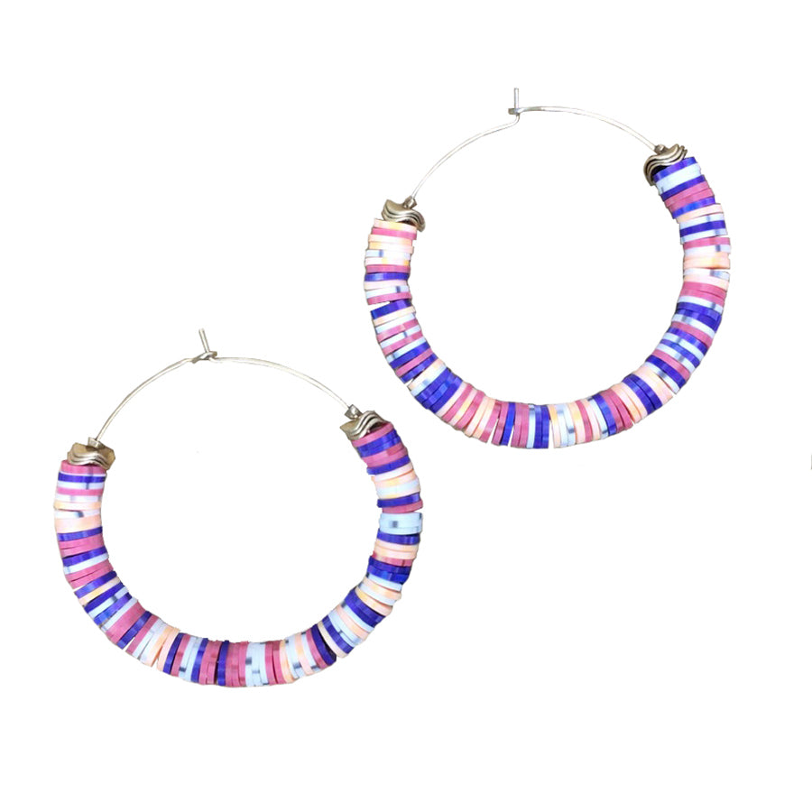 Adria - Purple-Earrings-Wholesale-Boutique-Clothing-Accessories