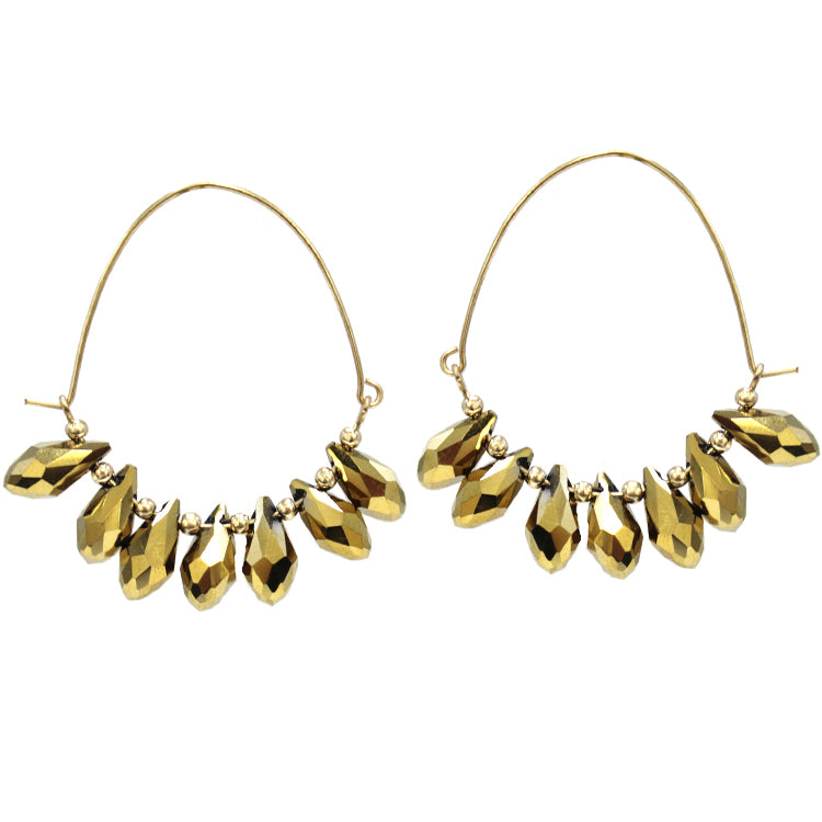 Adriana - Gold-Earrings-Wholesale-Boutique-Clothing-Accessories