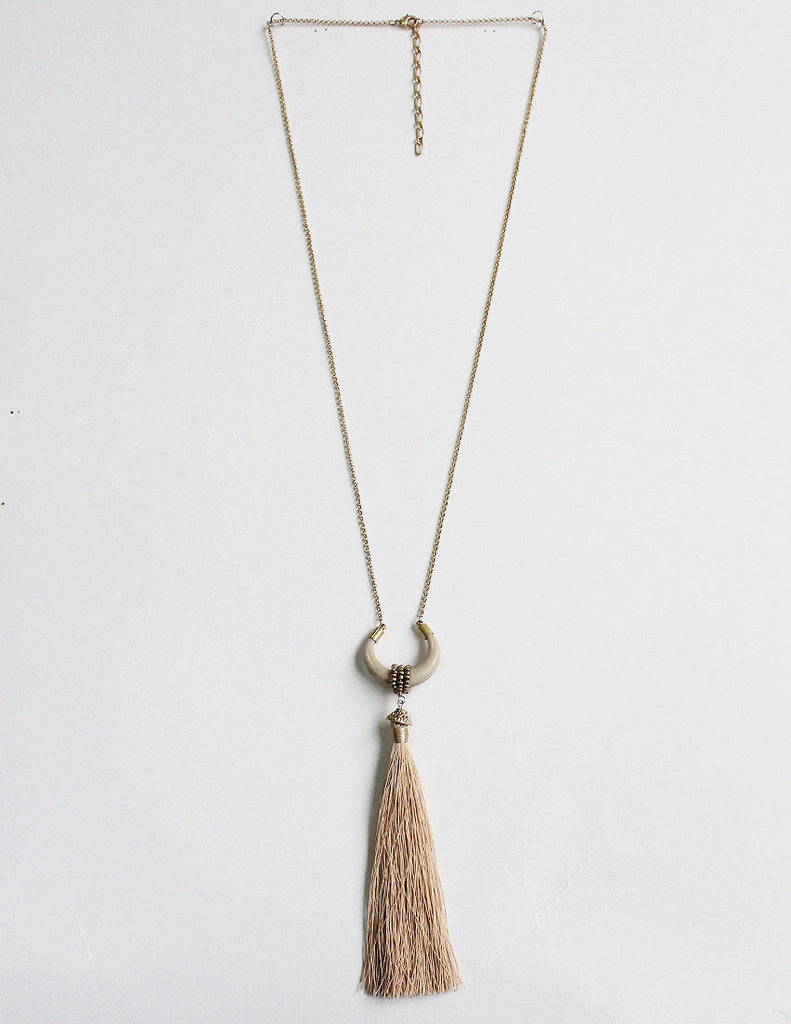 Arlo - Gray-Necklaces-Wholesale-Boutique-Clothing-Accessories