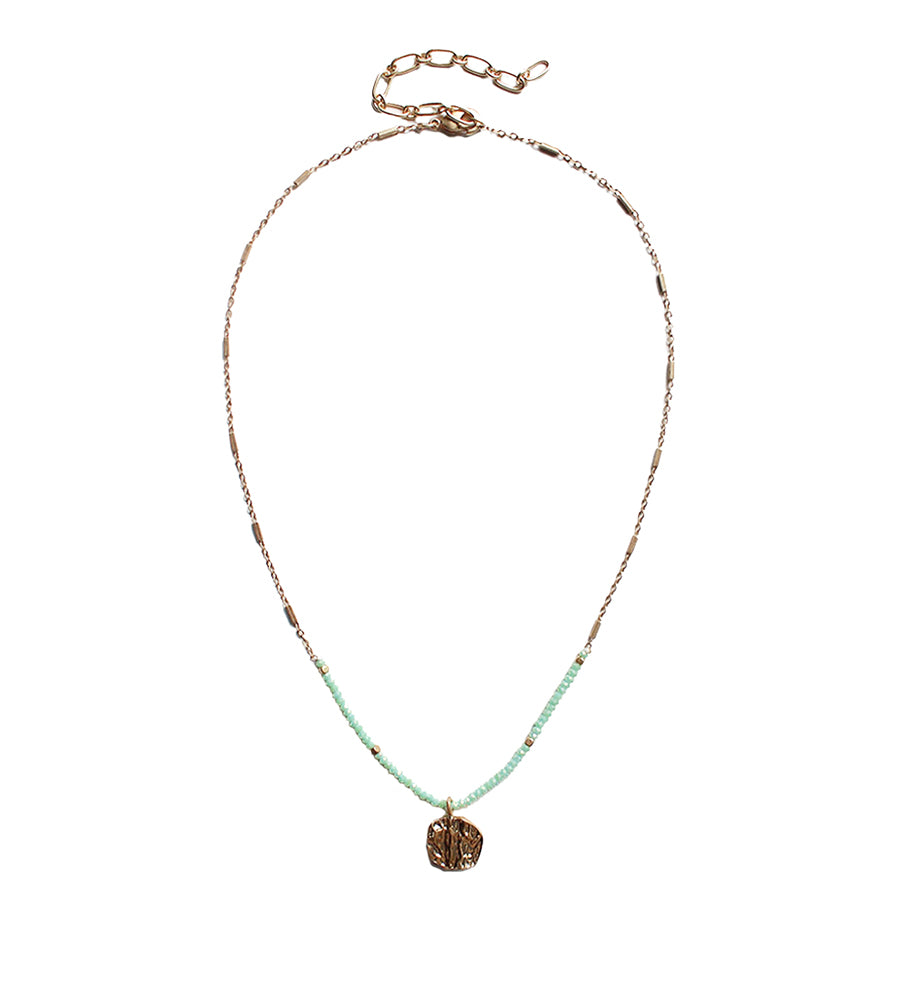Baylee - Mint-Necklaces-Wholesale-Boutique-Clothing-Accessories