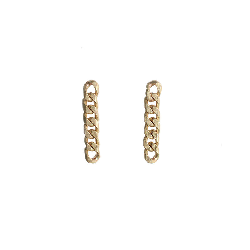 Camron - Worn Gold-Earrings-Wholesale-Boutique-Clothing-Accessories