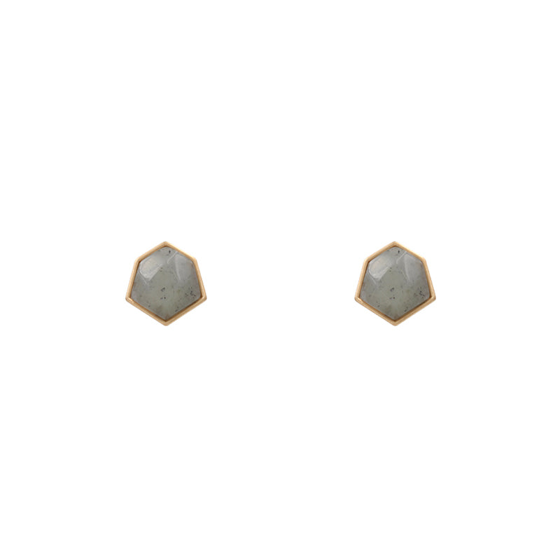 Gabriella - Gray-Earrings-Wholesale-Boutique-Clothing-Accessories