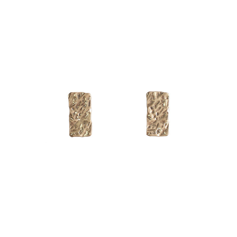 Karsyn - Worn Gold-Earrings-Wholesale-Boutique-Clothing-Accessories
