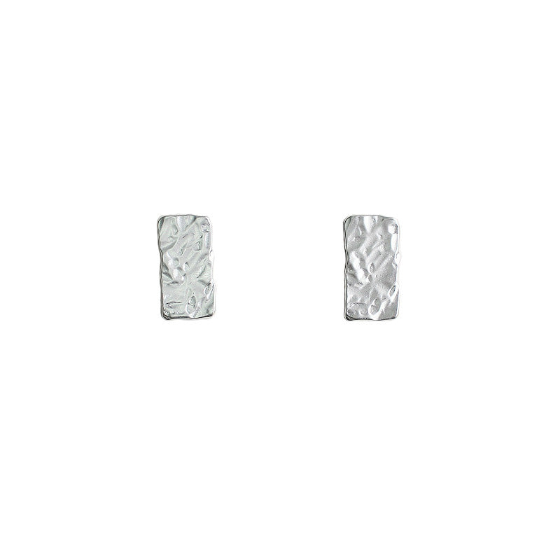 Karsyn - Worn Silver-Earrings-Wholesale-Boutique-Clothing-Accessories
