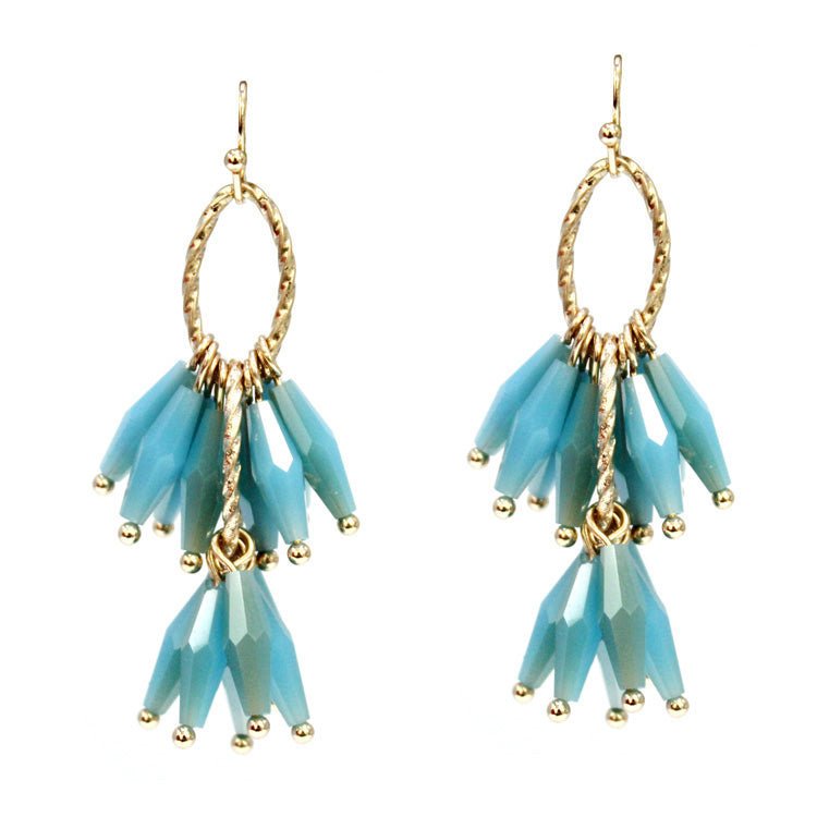 Maya - Turquoise-Earrings-Wholesale-Boutique-Clothing-Accessories