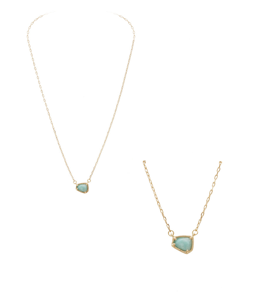 Olivia - Amazonite-Necklaces-Wholesale-Boutique-Clothing-Accessories