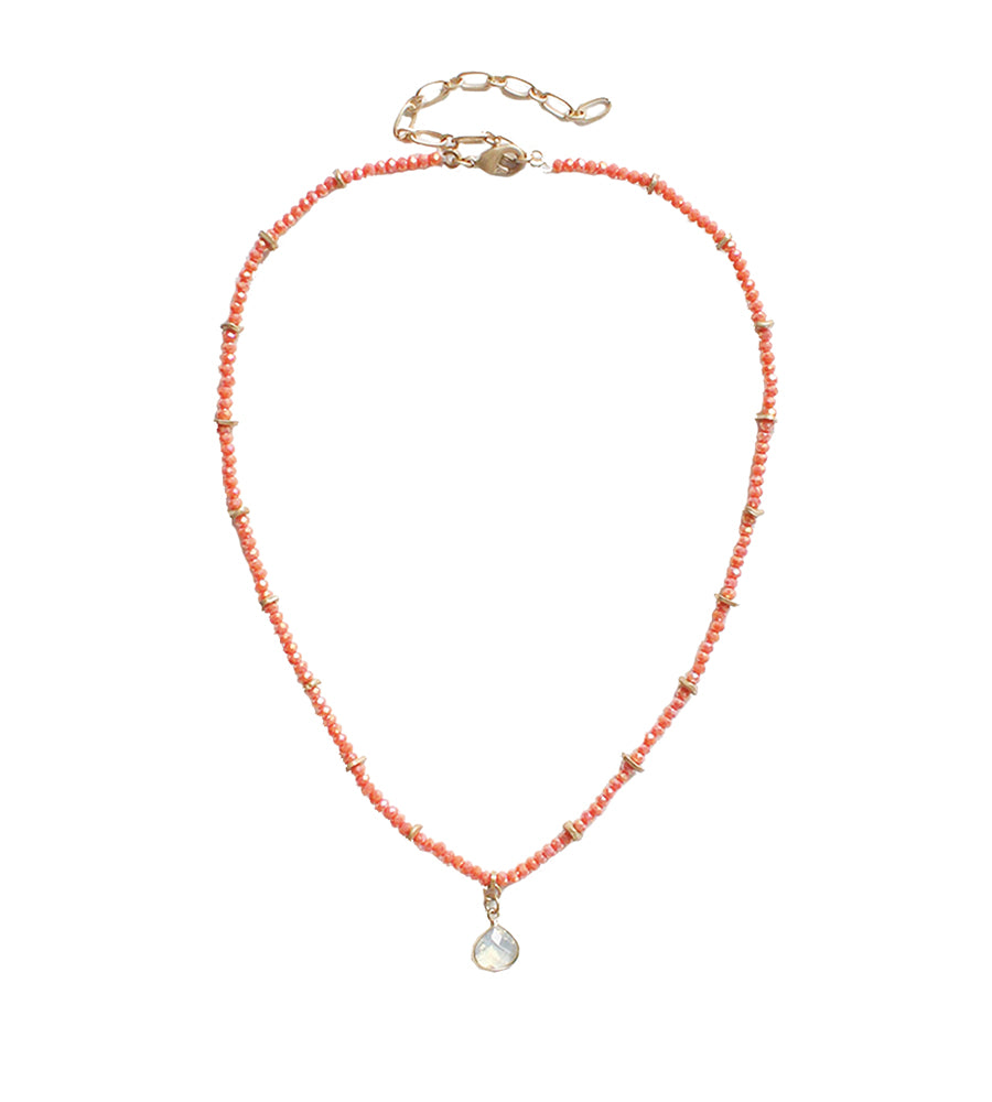 Rory - Coral-Necklaces-Wholesale-Boutique-Clothing-Accessories