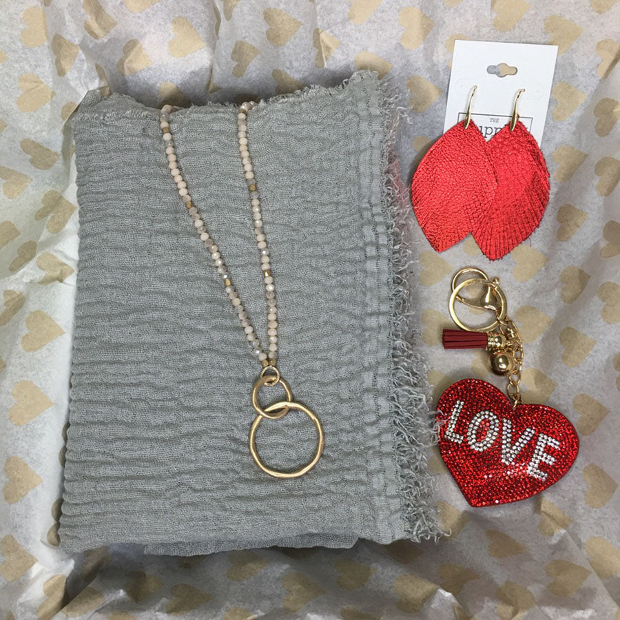 Valentine's Day Box #6-Wholesale-Boutique-Clothing-Accessories