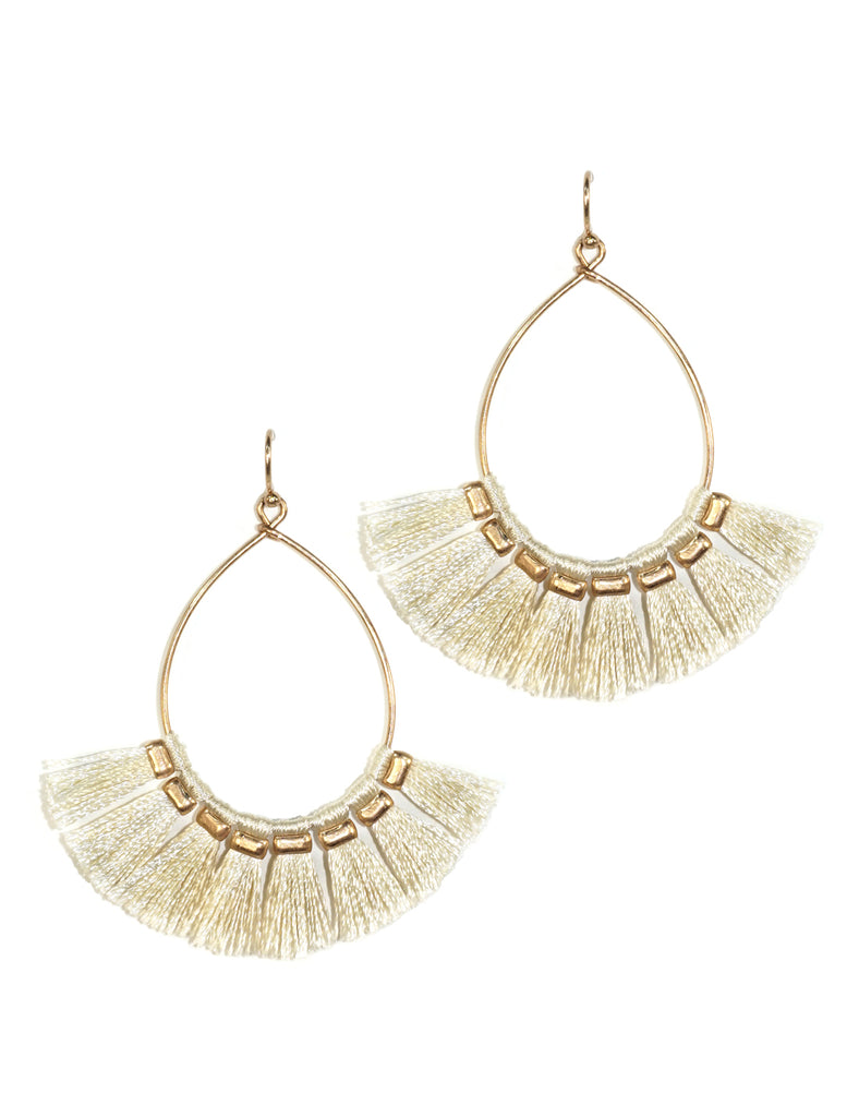 Zelda - Ivory-Earrings-Wholesale-Boutique-Clothing-Accessories