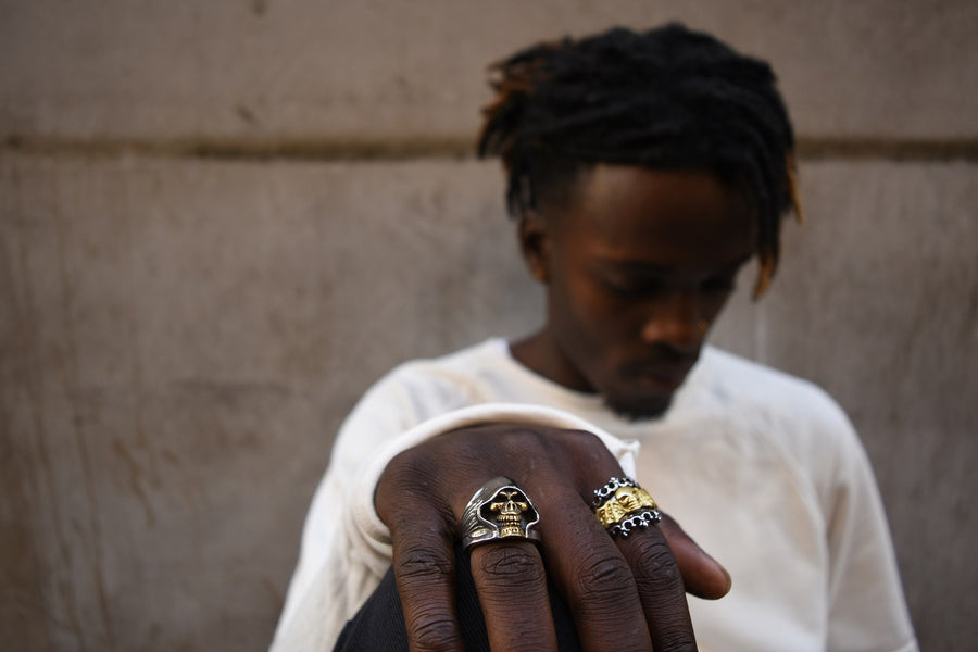 Designer rings: are we seeing the return of sartorial elegance for men?