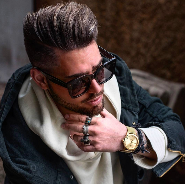 What Mens Jewellery is Hot in 2019