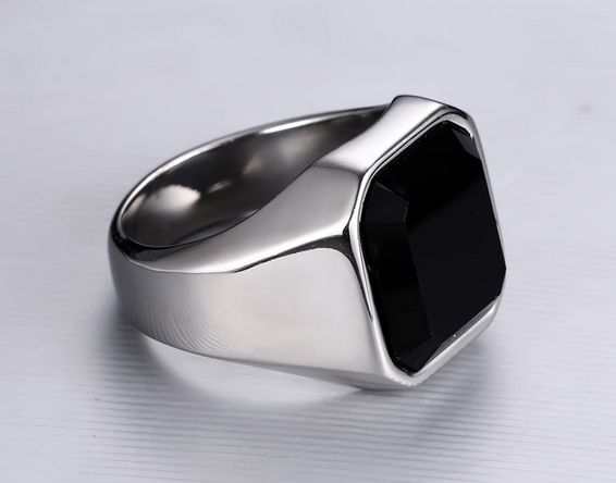 Men's fashion rings