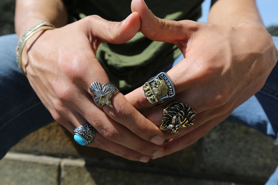 Why Men's Jewellery Are Becoming More Popular