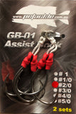 PEtackle Jigging Assist Hooks