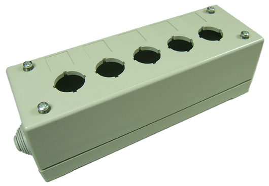 11257 - 5 Hole Enclosure