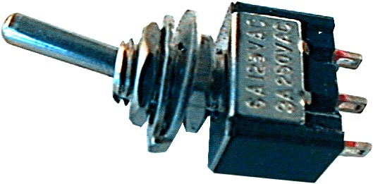 11174 - SPST On-Off Calibrate Switch