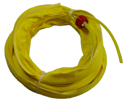 11623 - RSGh hose set yellow with hole 20'