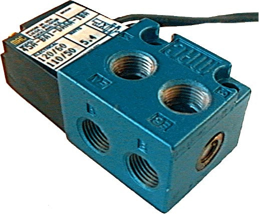 11206 - Hi-Flow, 24vdc Mac Valve