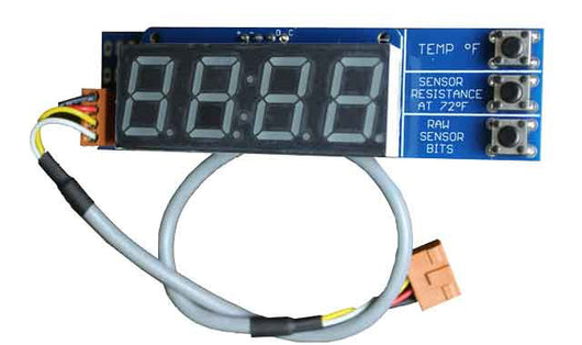 12155 - 7 Segment Display **BLUE**