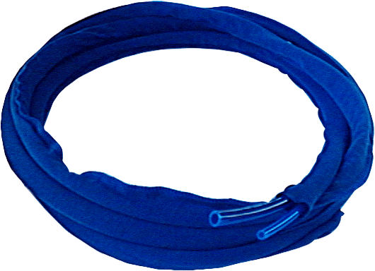 10168 - Hose Set Blue 5 meter (RSG 30 or Z)