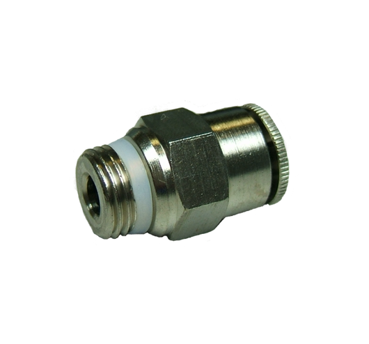 11756 - 1/4 OD Hose x 1/8 Thread Pro-Fit Male Connector