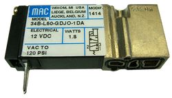 11384 - 34A MAC Valve for PPC