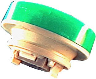 11164 - Push Button Lens/Filter-Green (With Socket)