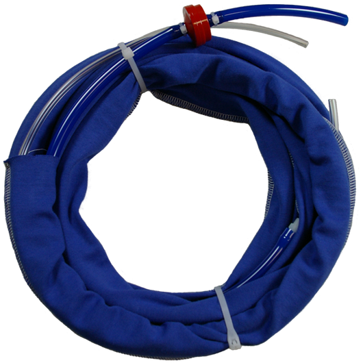10942 - RSGh 1 Hole High Pressure Hose Set - Blue