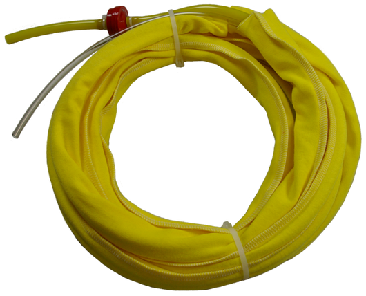 10944 - RSGh 1 Hole High Pressure Hose Set - Yellow