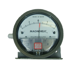 11317 - Magnehelic Gauge w/Stand