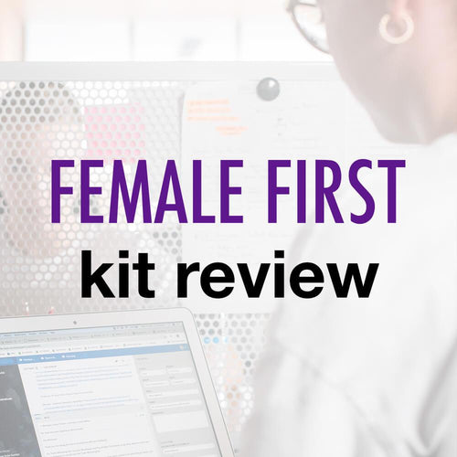 Female First reviews our Teeth Whitening Kit