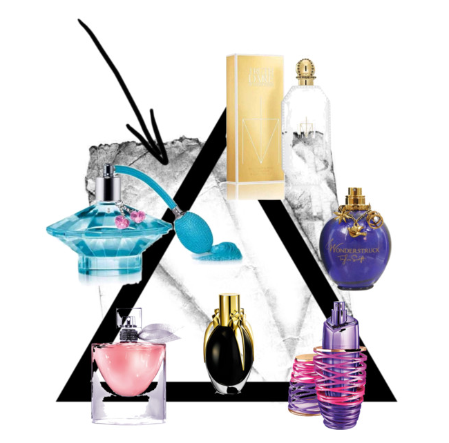 Top 6 best celebrity fragrances : click to find out