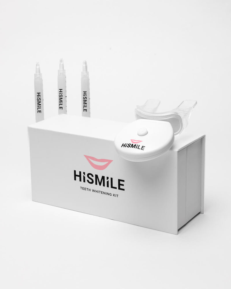Teeth Whitening Kit Advanced Home Teeth Whitening Hismile