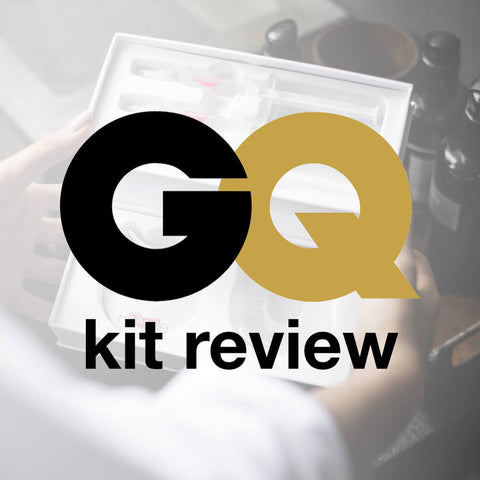 GQ reviews our Teeth Whitening Kit
