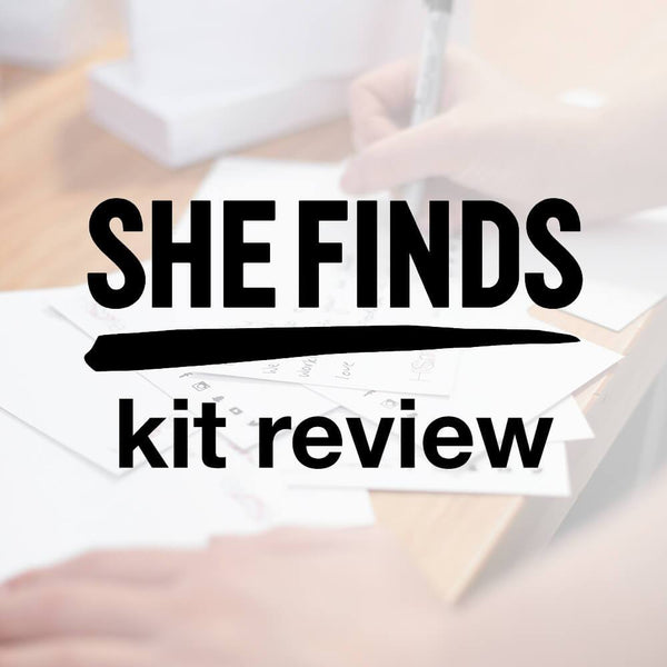 SheFinds reviews our Teeth Whitening Kit
