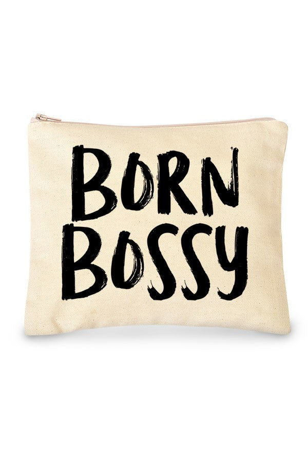 Born Bossy Pouch