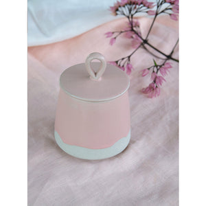Open image in slideshow, Cup with a Lid Pink