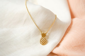 Open image in slideshow, Rose Avenue Jewelry Pineapple