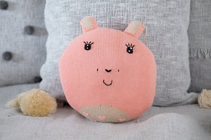 Open image in slideshow, Soft Toy Pinky