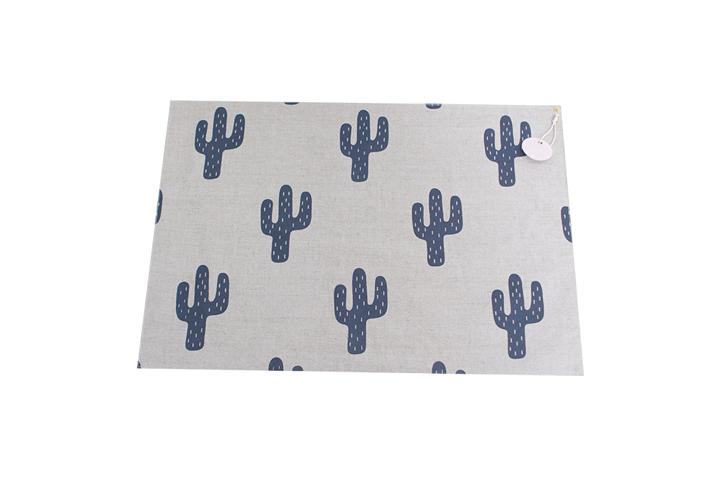 Cactus Printed Placemats